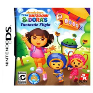 Team Umizoomi and Dora's Fantastic Flight for Nintendo DS