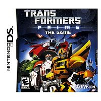 Transformers Prime: The Game for Nintendo DS
