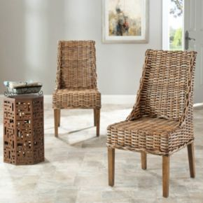 Safavieh Suncoast 2-pc. Armchair Set
