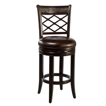 Hillsdale Furniture Spalding Swivel Bar Stool