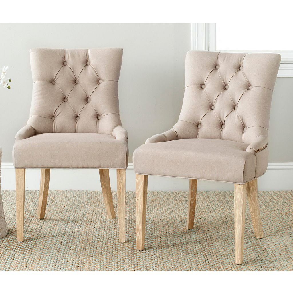 Safavieh 2-pc. Ashley Side Chair Set
