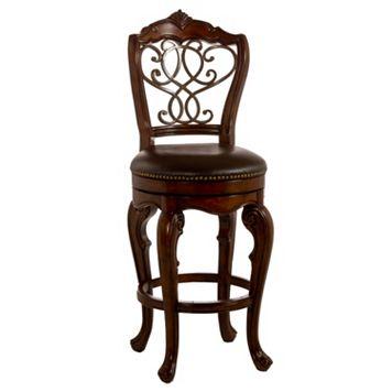 Hillsdale Furniture Burrell Swivel Counter Stool