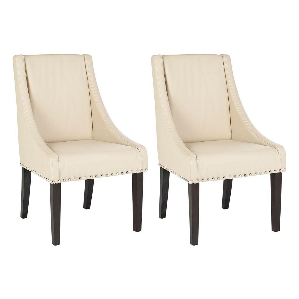 Safavieh 2-pc. Brittania Side Chair Set