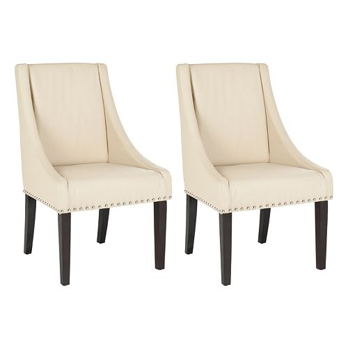 Safavieh 2-pc. Brittania Side Chair Set