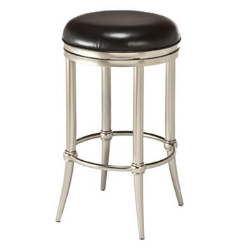 Hillsdale Furniture Cadman Swivel Bar Stool