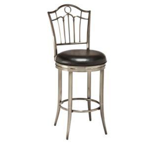 Hillsdale Furniture Portland Swivel Counter Stool