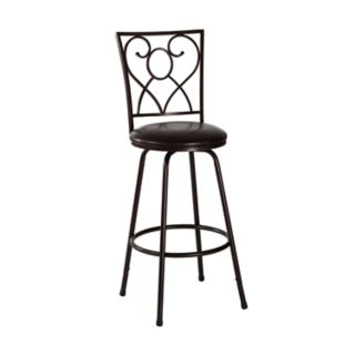 Hillsdale Furniture Bellesol Swivel Adjustable Stool