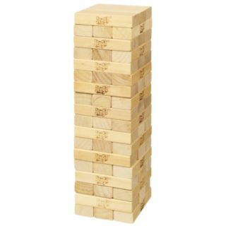 Jenga Classic Game by Hasbro