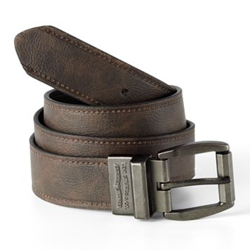 Levi's Reversible Leather Belt - Extended Size