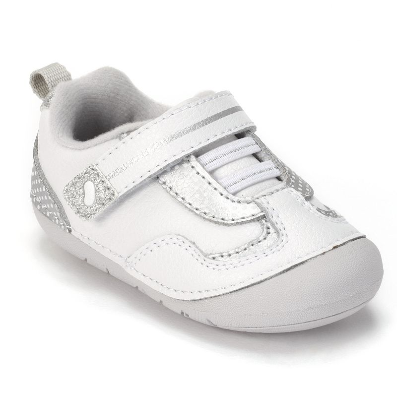 Jumping Beans White Shoes - Toddler Girls