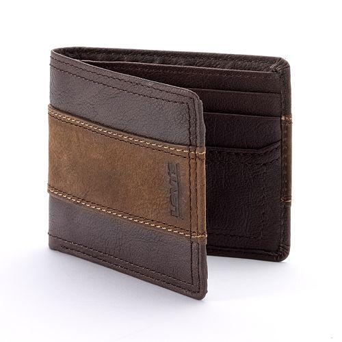 Levi's Traveler Wallet - Men