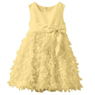 Princess Faith Petal Dress - Girls 4-6x
