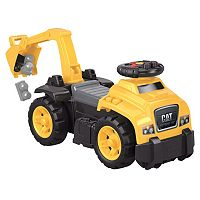 Mega Bloks First Builders CAT 3-in-1 Ride-On