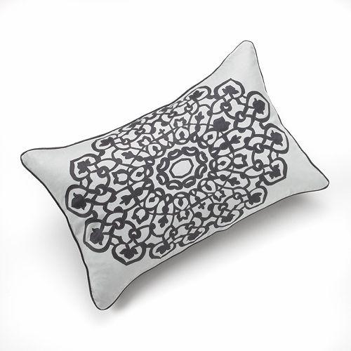 "Edie Inc. Kasbah Decorative Pillow - 14"" x 20"""