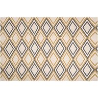 Artisan Weaver Thurso Diamond Reversible Rug - 5' x 8'