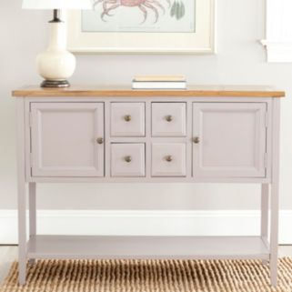 Safavieh Charlotte Storage Console Table