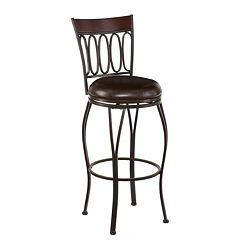 Bennett Swivel Bar Stool