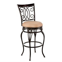 Parker Swivel Bar Stool