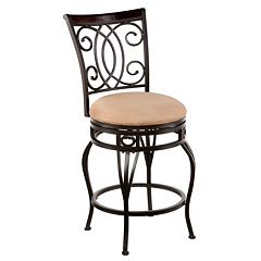 Parker Swivel Counter Stool