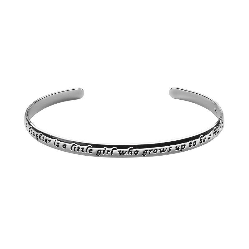 Silver Cuff Bracelet Kohl S
