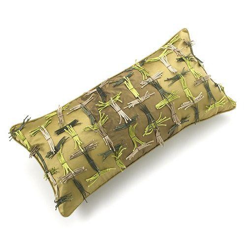 Edie Inc. Eyelash Cord Decorative Pillow