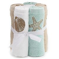 SONOMA Goods for Life™ Shoreline 6-pk. Washcloths