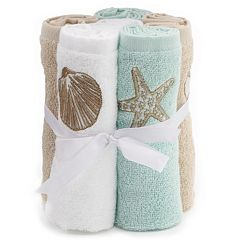 SONOMA Goods for Life™ Shoreline 6 pkWashcloths