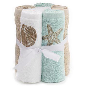 SONOMA Goods for Life™ Shoreline 6-pk. Washcloths