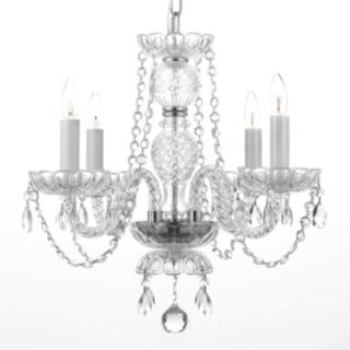 Gallery Murano 4-Light Chandelier
