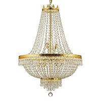 Gallery Empire 9-Light Chandelier