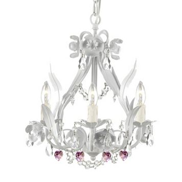 Gallery Crystal 4-Light Chandelier