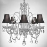 Gallery Murano 5-Light Chandelier