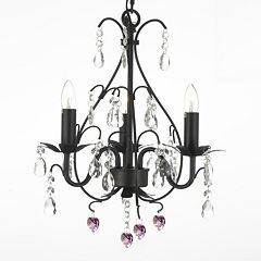 Gallery Crystal 3-Light Chandelier
