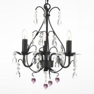 Gallery Crystal 3-Light Chandelier