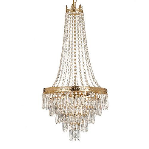 Gallery Empire 4-Light Chandelier
