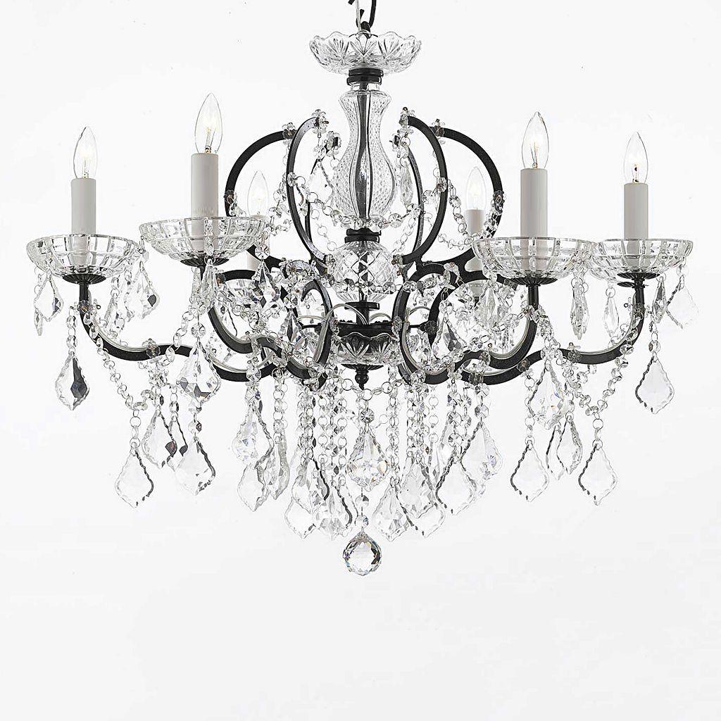 Gallery Rococo 6-Light Chandelier