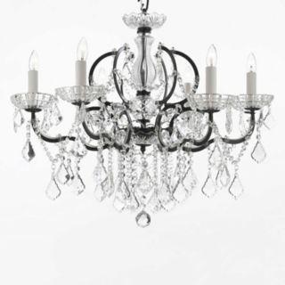 Gallery Baroque 6-Light Chandelier