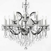 Gallery Rococo 18-Light Chandelier