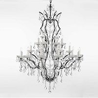 Gallery Rococo 25-Light Chandelier