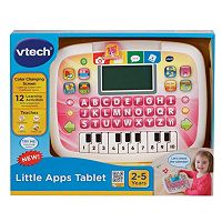 VTech Little Apps Tablet - Pink