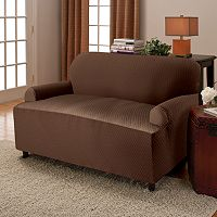 Stretch Sensations Victoria Stretch T-Cushion Sofa Slipcover