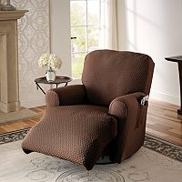 Stretch Sensations Victoria Stretch Recliner Slipcover