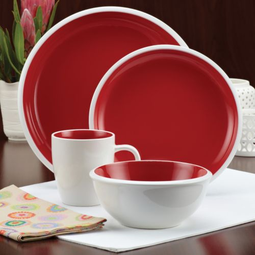 Rachael Ray Rise 16-pc. Dinnerware Set