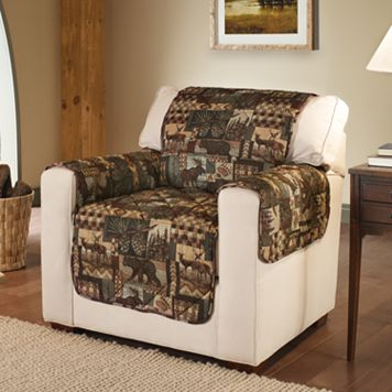 Innovative Textile Solutions Lodge Microfiber Chair Protector