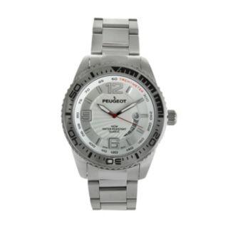 Peugeot Men's Stainless Steel Watch - 1030S