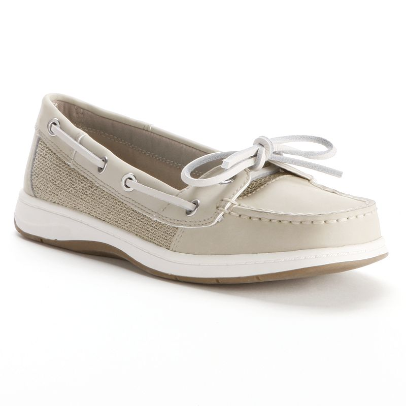 Croft Barrow Womens Boat Shoes Kohls