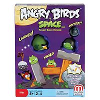 Angry Birds Space Game by Mattel