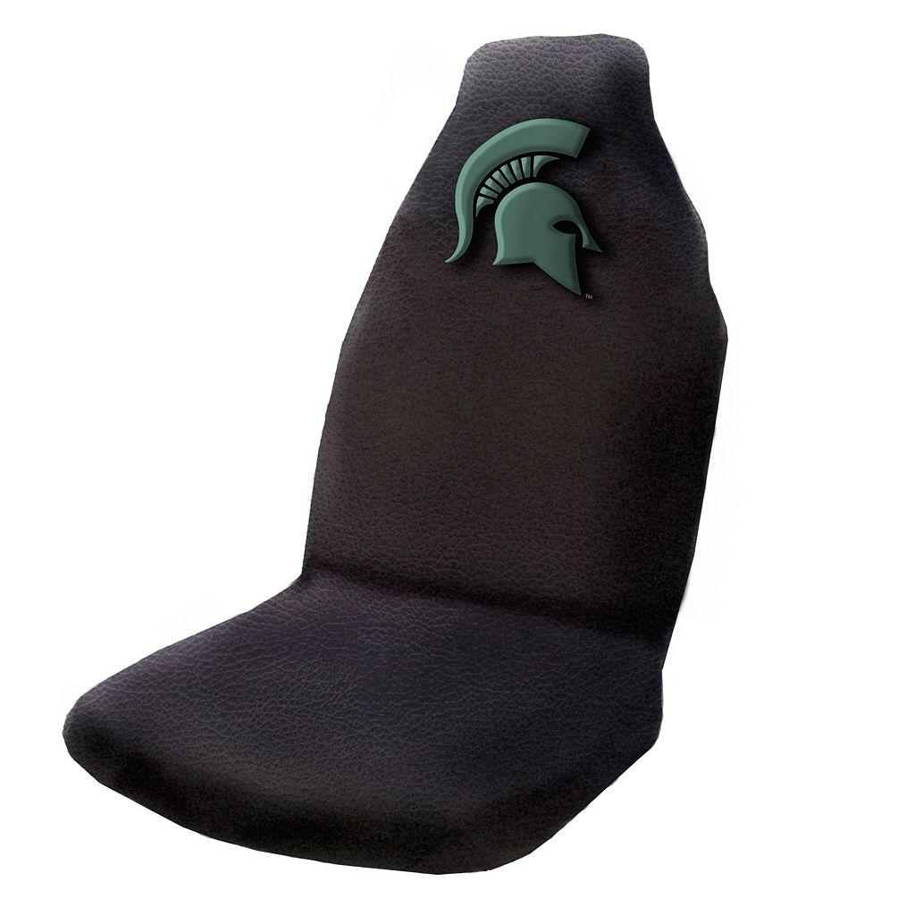 Michigan State Spartans Car Seat Cover
