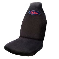 Ole Miss Rebels Car Seat Cover