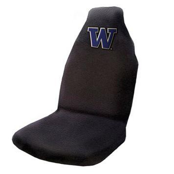 Washington Huskies Car Seat Cover